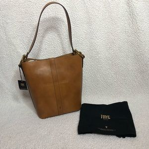 Handbags - Frye Ilana harness bucket hobo bag NWT